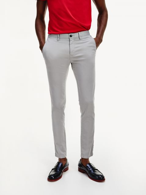 ΠΑΝΤΕΛΟΝΙ CHINOS TH FLEX ΣΕ ΓΡΑΜΜΗ SLIM