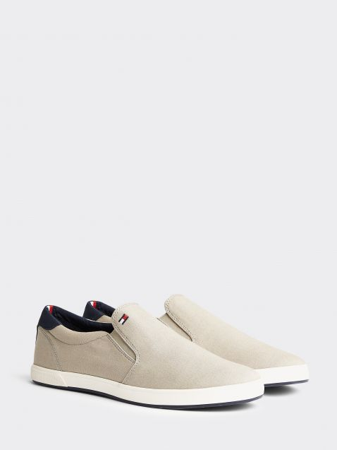SNEAKERS SLIP-ON TOMMY ICONS