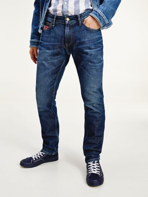 SCANTON SLIM FIT ΒΑΜΒΑΚΕΡΟ JEANS
