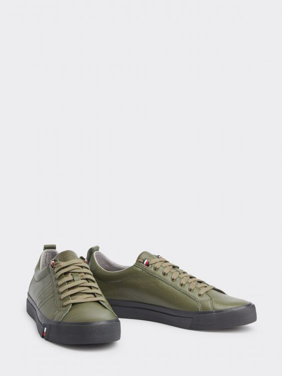 ELEVATED SNEAKERS ΔΕΡΜΑΤΙΝΑ