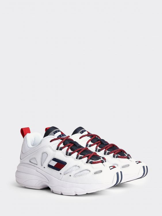 CHUNKY SNEAKERS ΜΕ ΣΗΜΑΙΑ