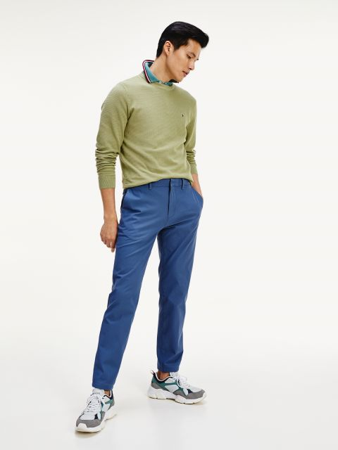 ΠΑΝΤΕΛΟΝΙ CHINO TAPERED TH FLEX ,MW0MW13576C9T