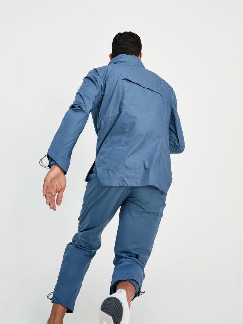 ΑΝΤΙΑΝΕΜΙΚΟ JACKET  COTTONLAB X ΑΠΟ ΟΡΓΑΝΙΚΟ ΒΑΜΒΑΚΙ,S20S200395DAV