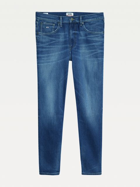 RELAXED FIT TAPERED LEG ΣΤΡΕΤΣ JEANS,DM0DM082231A5