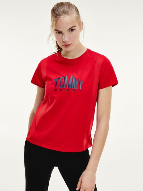 T-SHIRT ME ΔΙΧΤΥΩΤΑ ΠΑΝΕΛ ΚΑΙ ΛΟΓΟΤΥΠΟ,S10S100658XLG