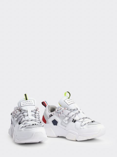 CHUNKY TRAINERS ΟΡΕΙΒΑΣΙΑΣ,FW0FW04610YBS