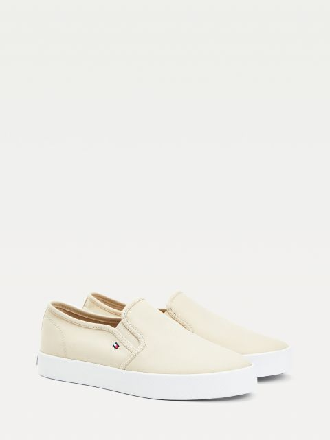 SNEAKERS ESSENTIAL SLIP-ON ΕΦΑΡΜΟΓΗ,FW0FW05535ACI