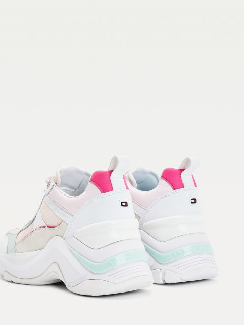 CHUNKY SNEAKERS ΜΕ ΠΛΑΤΦΟΡΜΑ,FW0FW05566TOG
